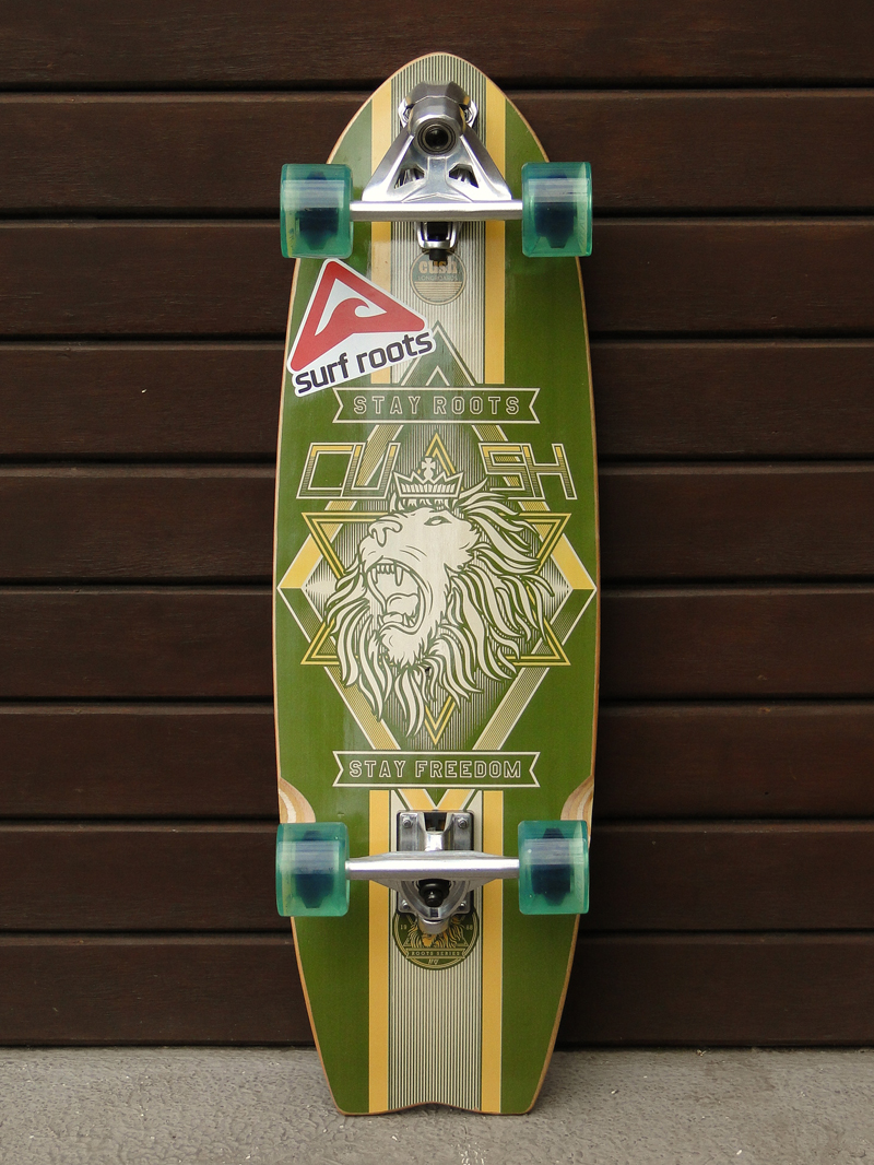 Skate Montado Simulador de Surf  ddca3cf0e87