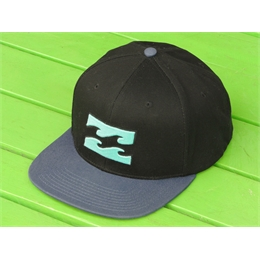 Boné Billabong All Day Black/Blue