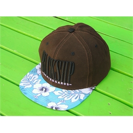 Boné Snapback Black Sheep Flowers - Flowers