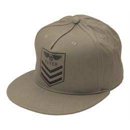 Boné Snapback Channel Islands Flyer Military - Flyer Model Military