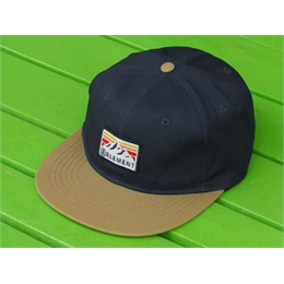 Boné Snapback Element Grasp Blue/Beige