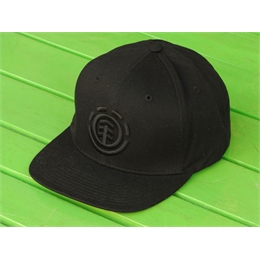 Boné Snapback Element Knutsen - Knutsen All Black