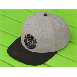 Boné Snapback Element Knutsen - Grey/Black
