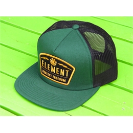 Boné Trucker Element Horizon - Horizon Hunter Green
