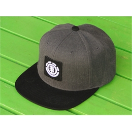 Boné Snapback Element United Grafitti/Black
