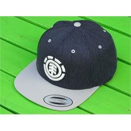 Boné Snapback Element Knutsen - Knutsen Eclipse Heather