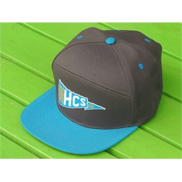 Boné Snapback Hocks Flag - Grey/Royal