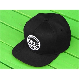 Boné Snapback Oric - All Black