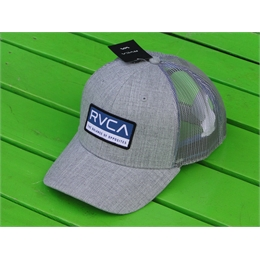 Boné Snapback Trucker RVCA Reno - Heather Grey