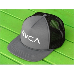 Boné Trucker RVCA - Grey/Black