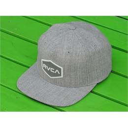 Boné RVCA Hex - Hex Heather Grey