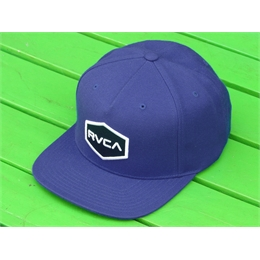 Boné RVCA Hex - Hex Royal