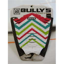 Deck Bully's Flash - White/Green/Pink