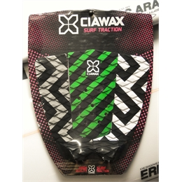 Deck CiaWax - Zig-Zag Black/Green/Grey/White