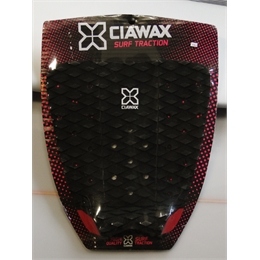 Deck CiaWax - All Black/Red Kick