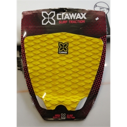 Deck CiaWax - All Yellow/White Kick