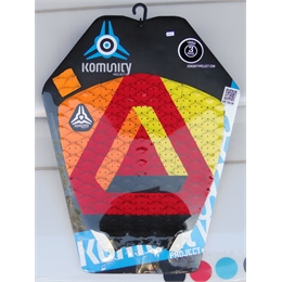 Deck Komunity Wiggolly Dantas - Red/Black/Orange/Yellow