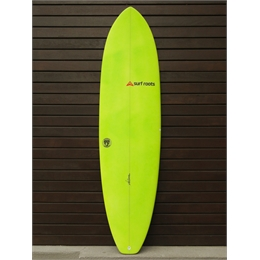 "Funboard Surf Roots Funny Days 7'1 - 7'1 x 21 1/4"" 2 3/4"""