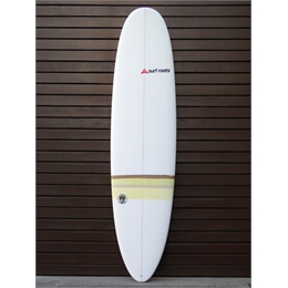 "Funboard Surf Roots Funny Days 7'8 - 7'8"" x 22 1/4"" x 3"""