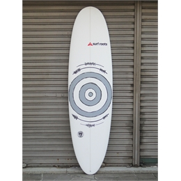 "Funboard Surf Roots Funny Days 7' - 7'0"" x 22 1/2"" x 3 1/8"""