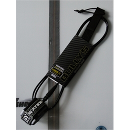 Leash Bully's Golden Series Comp 6' - Black/Grey