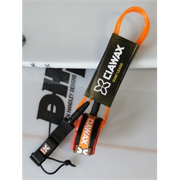 Leash Ciawax Pro 6' - Orange/Black
