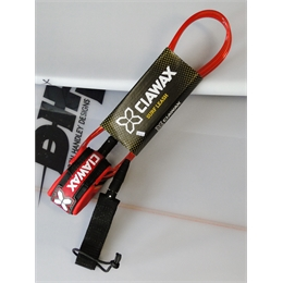 Leash Ciawax Pro 6' - Red/Black