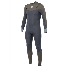 Long John Billabong Absolute 3.2 Chest Zip