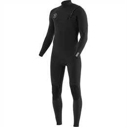 Long John Vissla The 7 Seas 3.2 - ChestZip 3.2mm Vedado