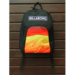 Mochila Billabong Pulse - Pulse Black/Yellow