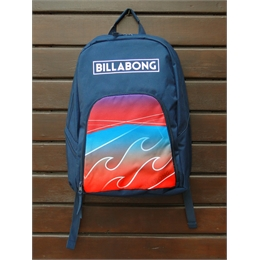Mochila Billabong Pulse - Pulse Blue/Red