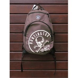 Mochila Huntington Old School - Old School All Brown