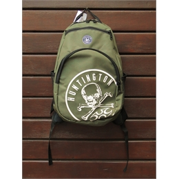 Mochila Huntington Old School - Old School All Green