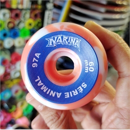 Roda Narina Animal 60 - 60mm 97a