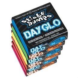 Parafina Sticky Bumps DayGlo 100% Natural - DayGlo Organic Formula 100% Natural