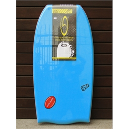 Bodyboard Genesis GSX 40 - GSX Wave Plank Bat Tail 40""
