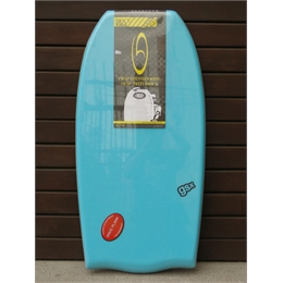 Bodyboard Genesis GSX 38 - GSX Wave Plank Bat Tail 38""