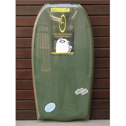 Bodyboard Genesis Ultra Bat 43 - Ultra Bat Wave Core Bat Tail 43""