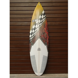 "Prancha Index Krown Midnight Oil 6'2 - 6'2 x 19 3/4"" x 2 5/8"""