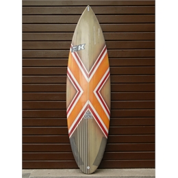 "Prancha Index Krown Midnight Oil 6'2 - 6'2 x 20"" x 2 5/8"""