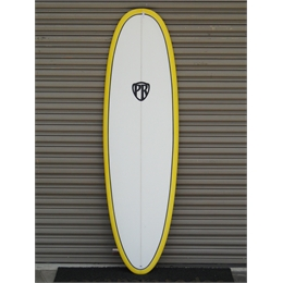 "Prancha PR Pato Remião Mini Fun 6'3 - 6'3"" x 21 1/2"" x 2 1/2"""