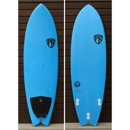 "Prancha Seminova PR Pato Remião Back To The Roots 5'9 - 5'9 x 19 3/4"" x 2 7/8"""