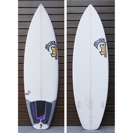 "Prancha Seminova Lost The Grinder 5'8 - 5'8"" x 19"" x 2 3/8"" - 27 lts"