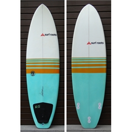 "Prancha Seminova Surf Roots The Beggining 6'3 - 6'3"" x 20 1/2"" x 2 5/8"""