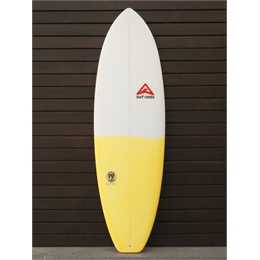 "Prancha Surf Roots Heavy Weight 6'2 - 6'2 x 21 3/8"" x 3"""