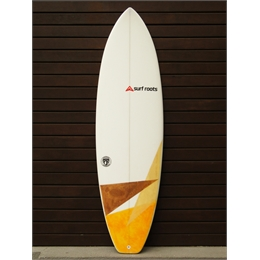 "Prancha Surf Roots The Beginning 6'3 - 6'3 x 20 7/8"" x 2 3/4"""