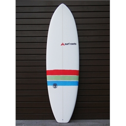 "Prancha Surf Roots Heavy Weight 6'3 - 6'3"" x 20 7/8"" x 2 5/8"""