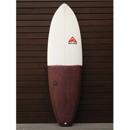 "Prancha Surf Roots Heavy Weight 6'4 - 6'4 x 21 3/4"" x 2 3/8"""