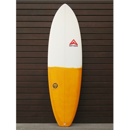 "Prancha Surf Roots Heavy Weight 6'5 - 6'5 x 21 3/4"" x 3"""