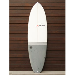"Prancha Surf Roots Heavy Weight 6'6 - 6'6 x 22"" x 2 7/8"""